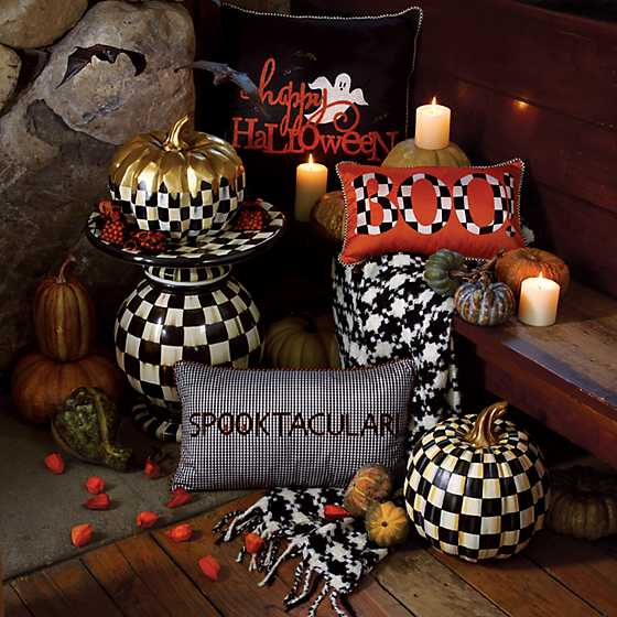 Spooktacular Lumbar Pillow image two