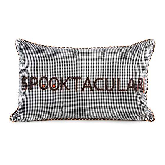 Spooktacular Lumbar Pillow image one