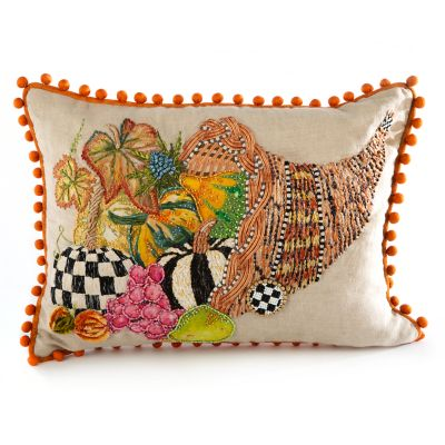 Cornucopia Lumbar Pillow