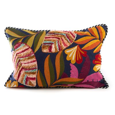 Paradise Jungle Lumbar Pillow