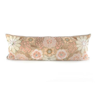 Giulietta's Flower Lumbar Pillow