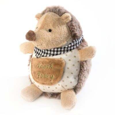 Hudson Hedgehog Tooth Fairy Pillow