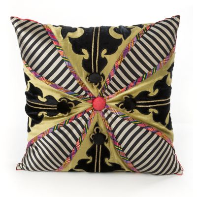 Portobello Road Square Pillow