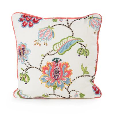 Chelsea Garden Square Pillow