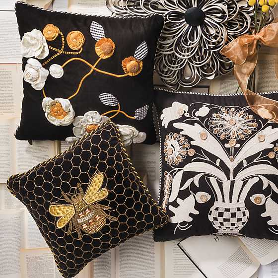 Queen Bee Pillow image eleven