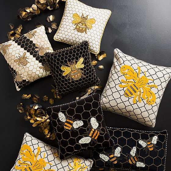 Queen Bee Pillow image twelve