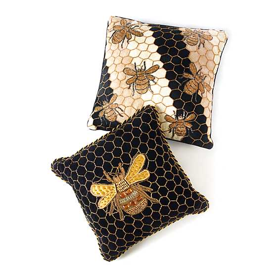 Beekeeper Pillow image three