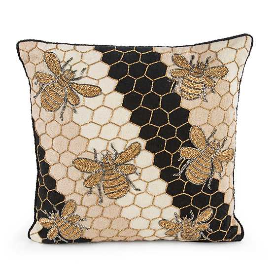 Beekeeper Pillow image one