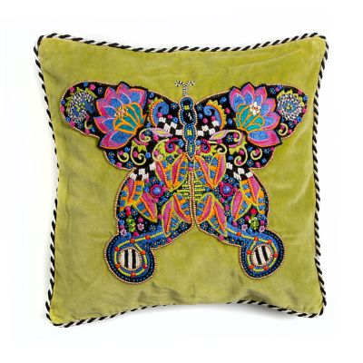 Fantasia Butterfly Pillow