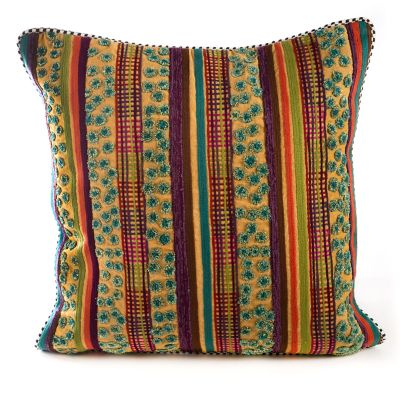 Paradise Raindrops Pillow