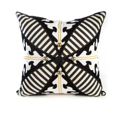 Regiment Square Pillow