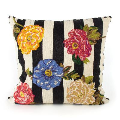 Cutting Garden Pillow