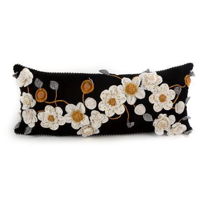 Gardenia Lumbar Pillow