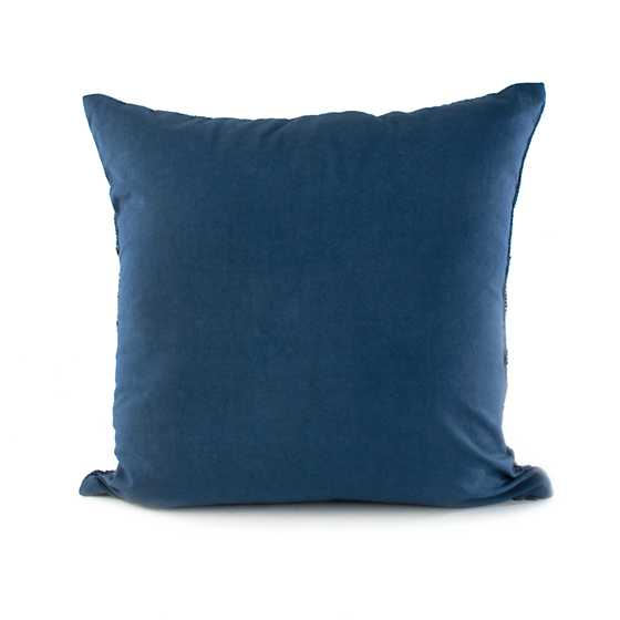 Bluetopia Shimmer Pillow image three