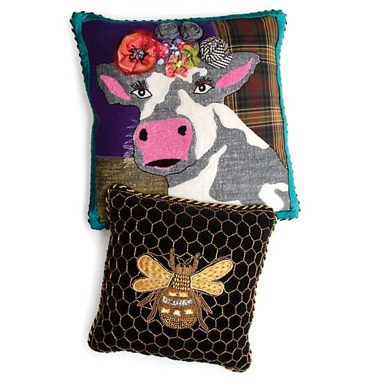 Frida Cowlo Pillow image four