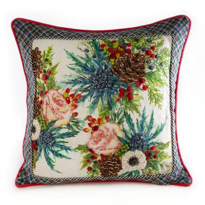 Highbanks Bouquet Pillow