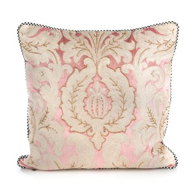 Nectar Square Pillow - Pink