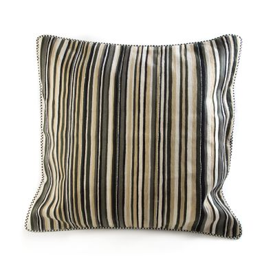 Hemmings Stripe Square Pillow