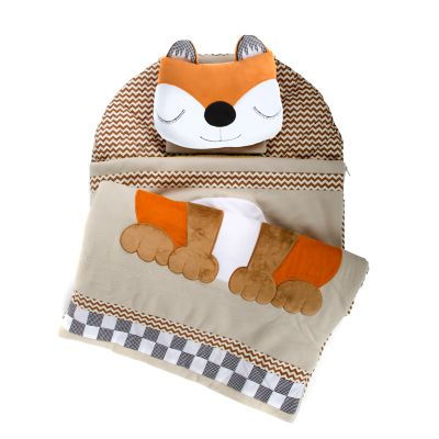Sleeping Bag - Fox
