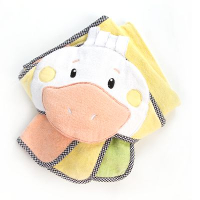 Hooded Towel Set - Duckling
