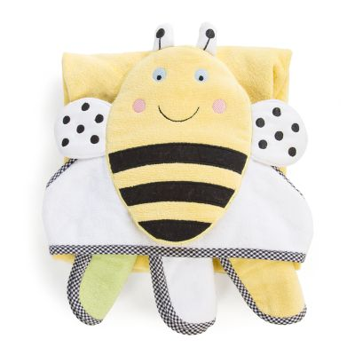 Hooded Towel Set - Baby Bee