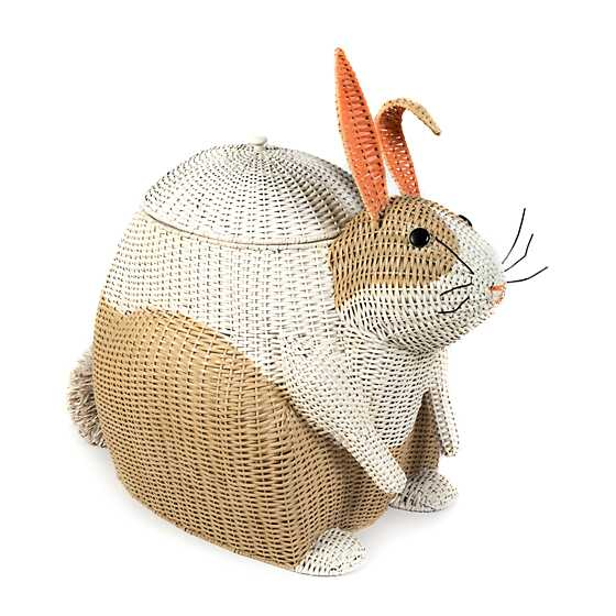 Cottontail Hamper image two