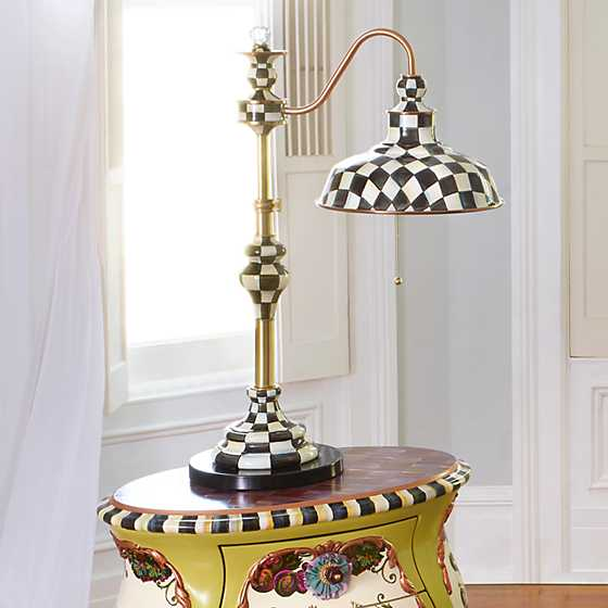 Courtly Farmhouse Writer's Lamp image four