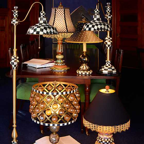 Courtly Farmhouse Writer's Lamp image five