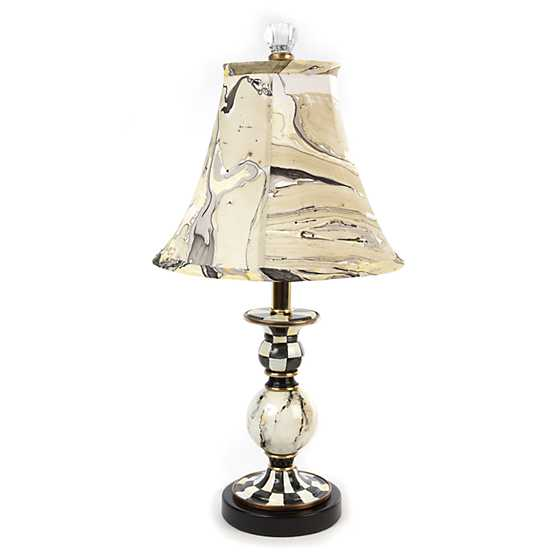 Courtly Palazzo Candlestick Lamp
