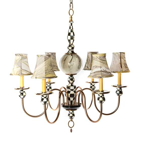 Courtly Palazzo Chandelier - Large