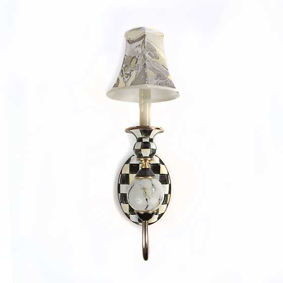 Courtly Palazzo Single Sconce image one