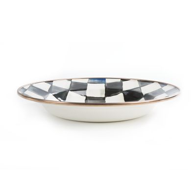 Courtly Check Enamel Dinnerware