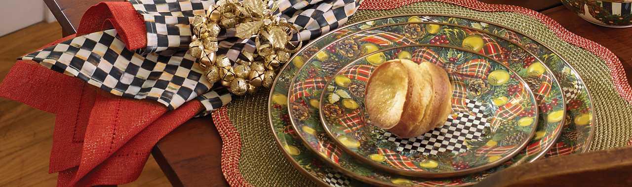 8c3efd3fdb97 Home Tabletop By Category Plates Evergreen Enamel Salad Dessert Plate