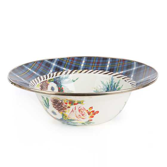 Highbanks Serving Bowl