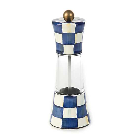 Royal Check Grinder image one