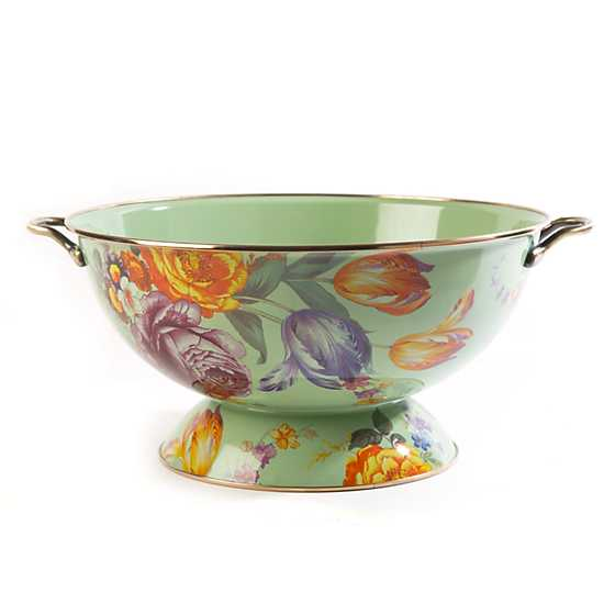 Flower Market Everything Bowl - Green