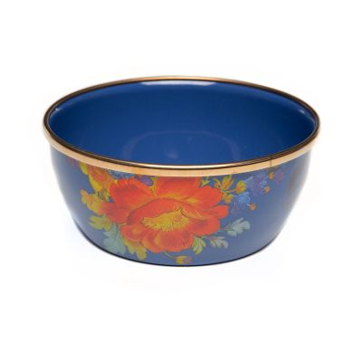 Image for Flower Market Pinch Bowl - Lapis