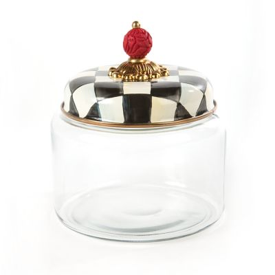 Courtly Check Kitchen Canister - Small