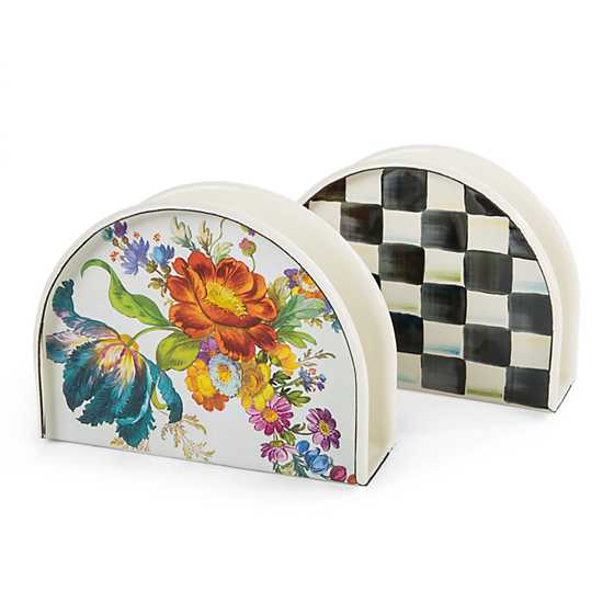 Flower Market Napkin Holder image four