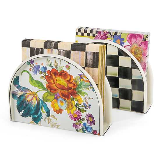 Flower Market Napkin Holder image five