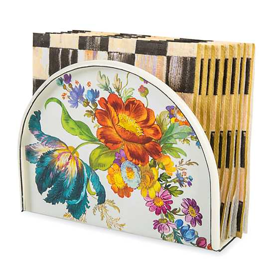 Flower Market Napkin Holder image three