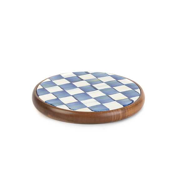 Royal Check Trivet image four