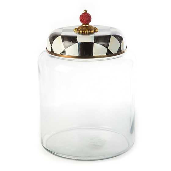 Courtly Check Storage Canister - Bigger image two