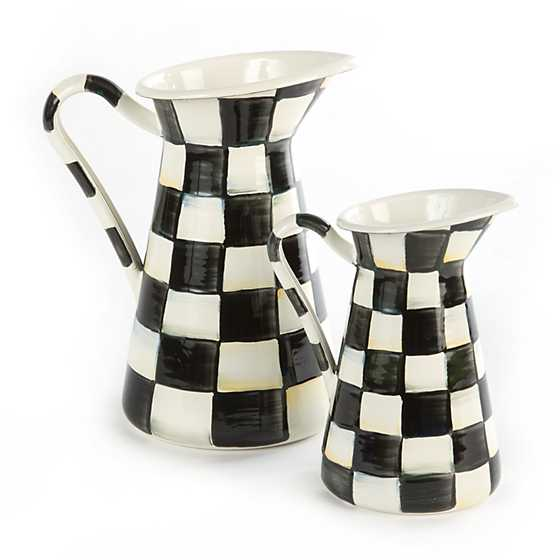 Courtly Check Practical Pitcher - Small