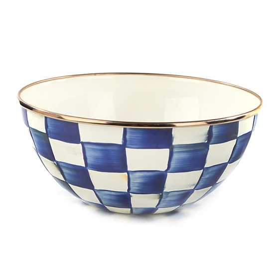 Royal Check Everyday Bowl - Small image one