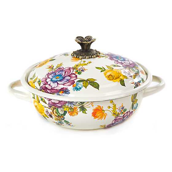 Flower Market Casserbole - Medium