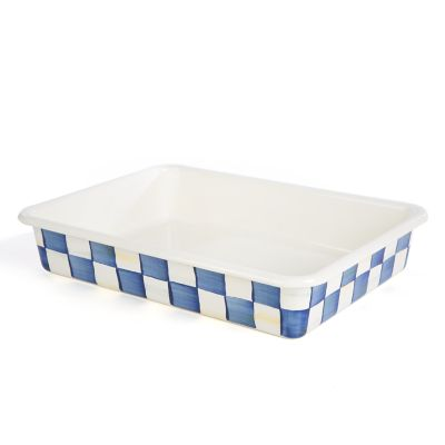 "Royal Check Baking Pan - 9"" x 13"""