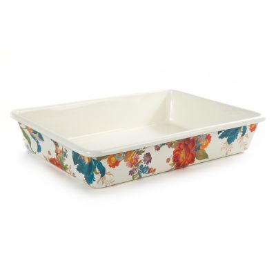 "Flower Market Baking Pan - 9"" x 13"""