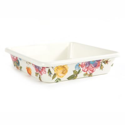 Flower Market Baking Pan - 8""