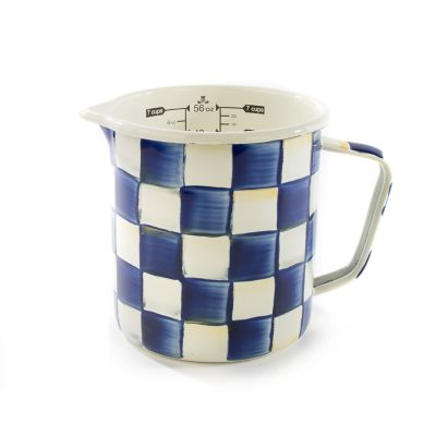 Royal Check 7 Cup Measuring Cup